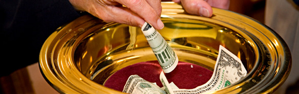 Why I Tithe to the Church