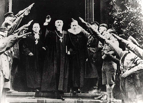 Preaching to Protest: How the Gospel was a Threat to the Nazis